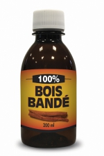 Bois bandé (200 ml) : Une formule 100% d'extrait de Muira Puama.     Augmente la résistance physique et mentale, stimule le désir.